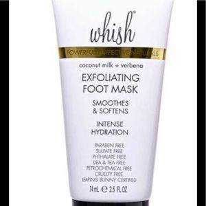 Which Exfoliating Foot Mask